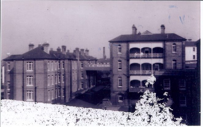 Brighton General C and D Blocks c.1956 | Dolly Bhagwandin (via Ken Ross)