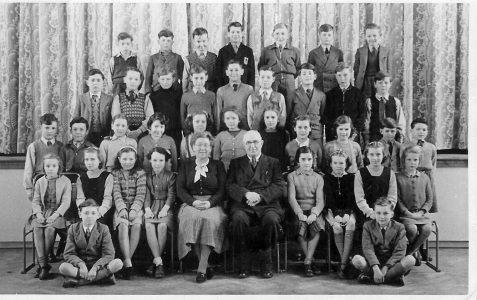 Class photograph 1951
