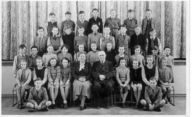 Carden School class 1951