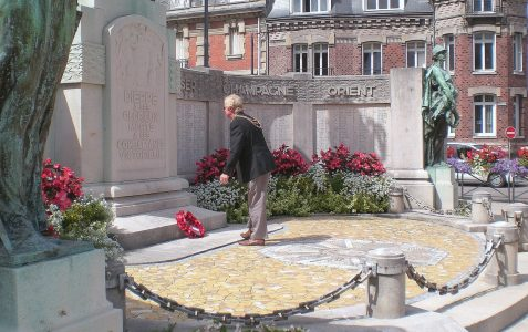 Mayor joins Dieppe remembrance ceremonies