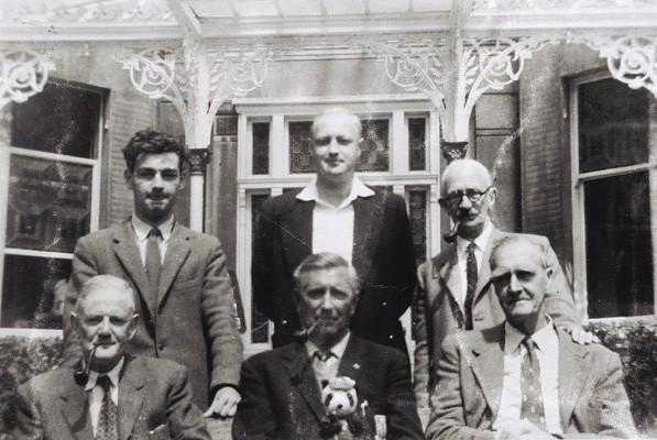 Staff in 1967 | From the private collection of Martin Nimmo