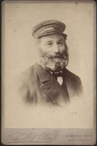 Charles Thomas Woolgar | Photo from a private collection