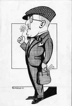 Captain Bertie Hubbard MacLaren | Image reproduced courtesy of Brighton and Hove City Council