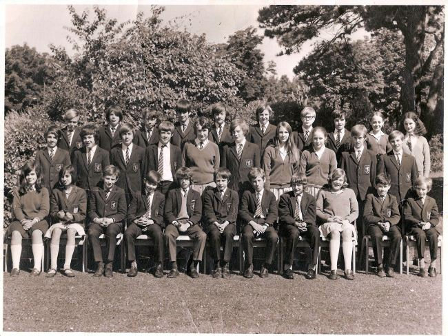 Cardinal Newman School c1970s | From the private collection of John Leach