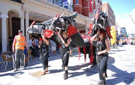 Brighton Carnival