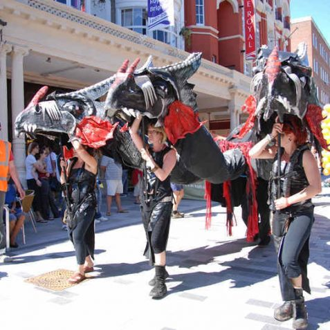 Brighton Carnival 2007 | Photo by Tony Mould