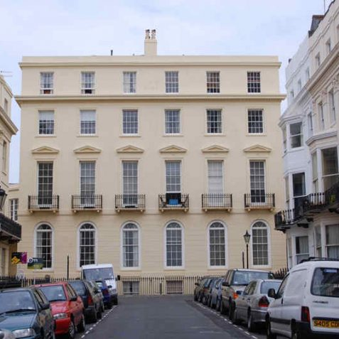 Cavendish Place   Photo by Tony Mould