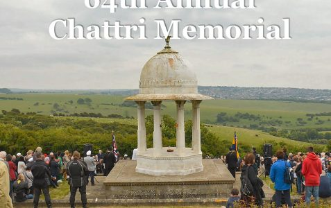 Chattri Memorial ceremony
