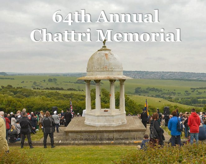 64th Annual Chattri Memorial | ©Tony Mould: images copyright protected