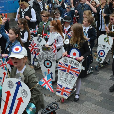 Brighton Festival Children's Parade | Photo by Tony Mould