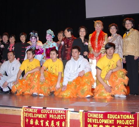 Chinese New Year celebrations at the Dome | Photo by Tony Mould