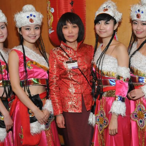 Chinese New Year at Hove Town Hall   Photo by Tony Mould:click on photo for large version