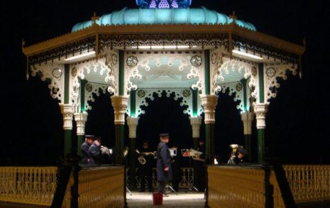 Free Carols Concert on the Birdcage Bandstand