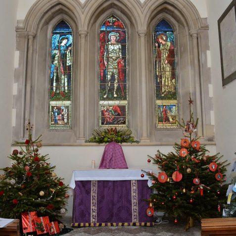 St Margaret's Church Rottingdean