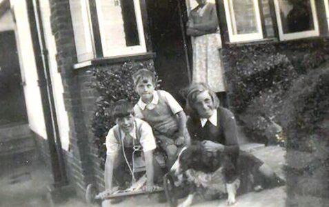 Remembering Woodingdean schooldays