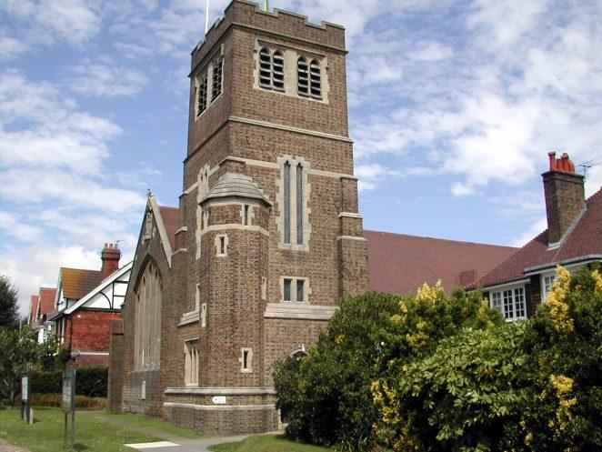 Church of the Good Shepherd, Dyke Road | Peter Rose