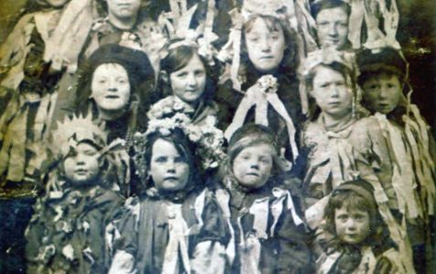 Circus Street School: May Day 1911