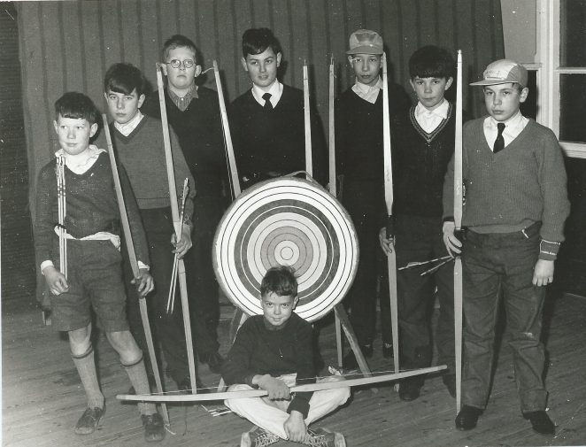 Latimer Archery Club: Clarendon Villas, Hove