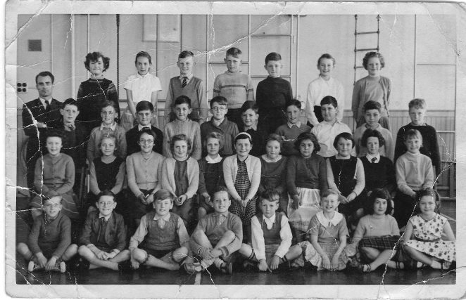 Stanford Road Primary School: class of '59 | From the private collection of Ken Gray