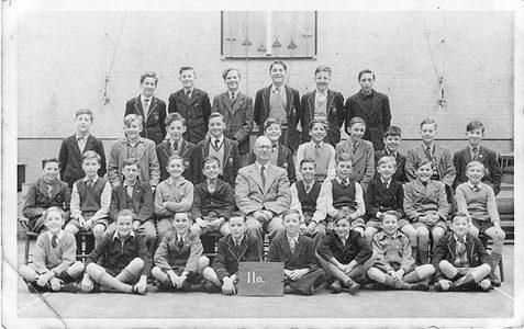 Class 2B 1953