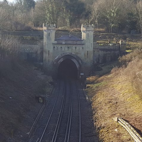 Clayton Tunnel North, manned by Signalman Brown | Phoneography by Peter Groves