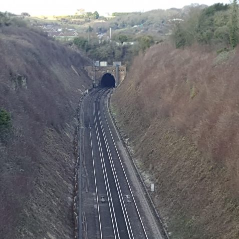 Clayton Tunnel South, manned by Signalman Killick | Phoneograghy by Peter Groves