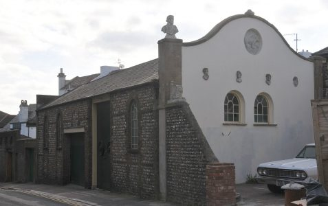 Clifton Hill Coach House: Grade II