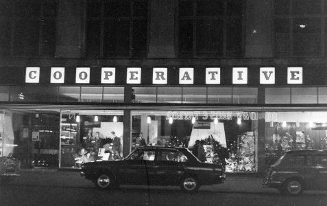 Co-op store c1960s