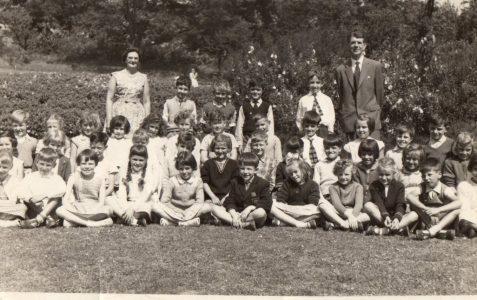 Miss Kerridge's Class 1964