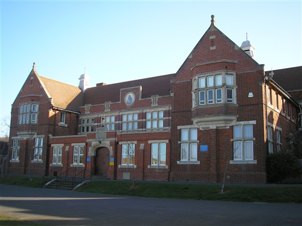 Cottesmore St. Mary's RC School | Photo by Peter Groves