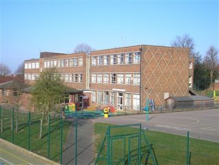 Cottesmore St. Mary's Secondary Modern, now Brighton & Hove High School for Girls | Photo by Peter Groves