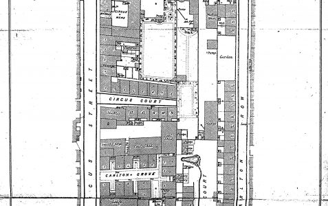 Cresy's survey of Brighton in 1848