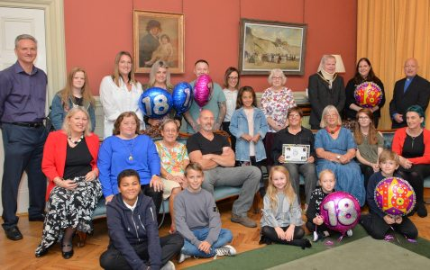 Crew Club celebrates 18th Birthday