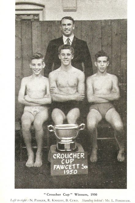 Croucher Cup 1950