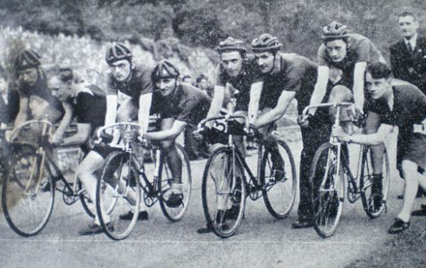 Cycle Track Club Meetings 1948/49