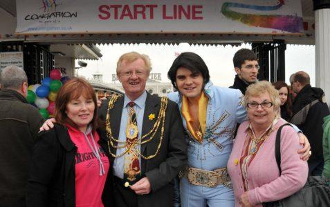 National Tourism Week: Brighton Pier Congathon