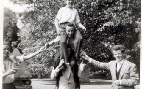 Jaycee apprentices outing c1957