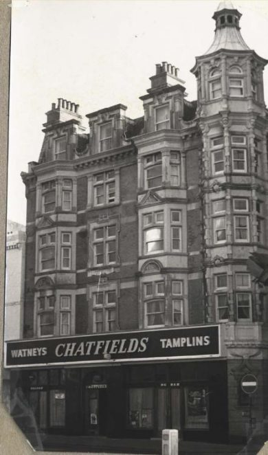 Chatfields | Image reproduced with permission from Brighton History Centre