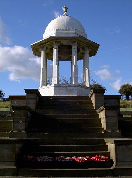 Chattri Memorial | Photo taken by Jack Latimer on 24/9/02
