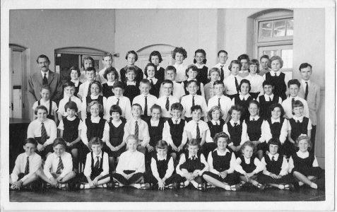 School Choir: c1956-60