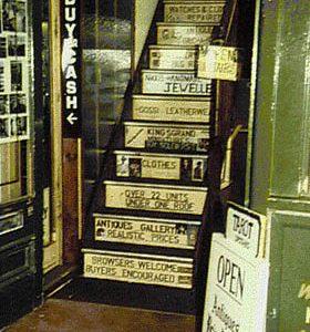 A strange shop