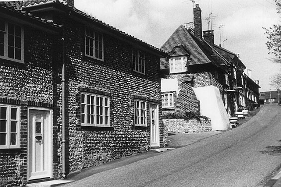 Cottage, Church Hill c1960 | From the private collection of Martin Nimmo