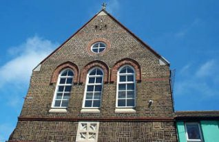 Image of the boys school, now Hanover Community Centre. | Originally taken for Hanovernet