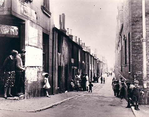 Photo of Claremont Row | Image reproduced with permission from Brighton History Centre