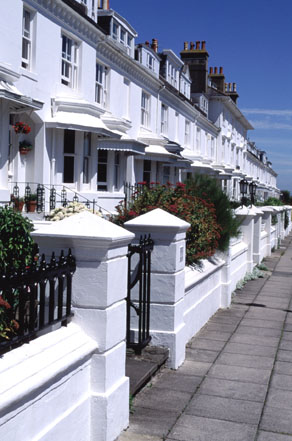 Clifton Terrace, Brighton | Image courtesy of www.imagesbrighton.com