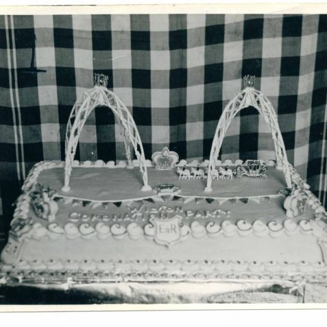 The Cake | From the private collection of Eric Cook