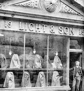 Light & Son: Master Tailors
