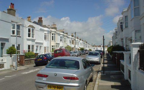 West Hill Street