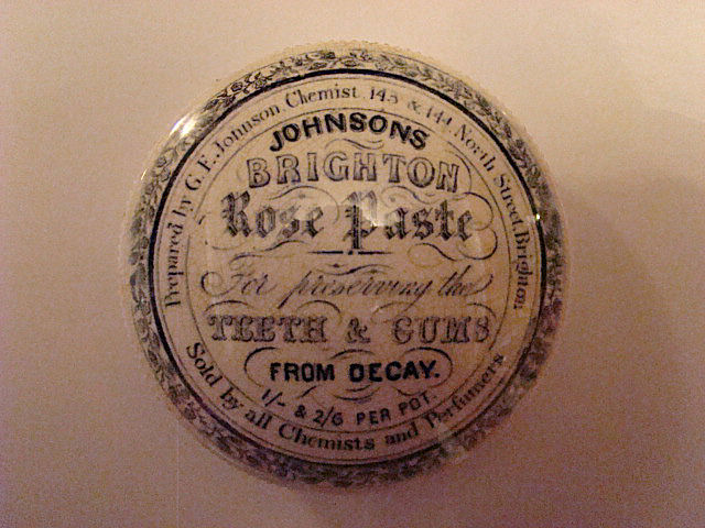 Bygone cosmetic preparations | Health and welfare | My