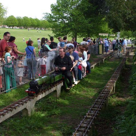 Hove Park railway 2009 | Mick Funnell